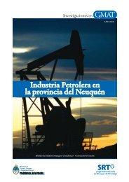 Industria Petrolera en la provincia del Neuquén