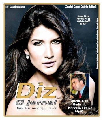 O jornal O jornal - Diz Jornal