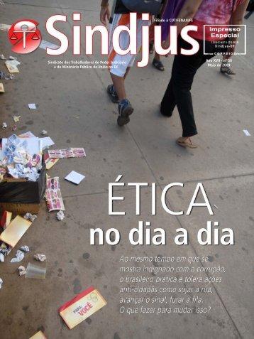 Sindjus Revista 53 - Sindjus-DF