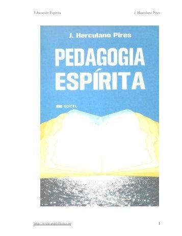 INTRODUCCIN - Federación Espírita Española