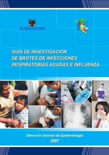 GUIA BROTES.cdr - Instituto Nacional de Salud