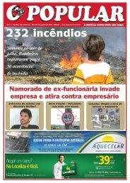 Popular 278.pmd - Jornal O Popular de Nova Serrana