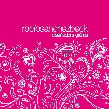 descarga mi brochure (pdf) - Rocio Sanchez Beck
