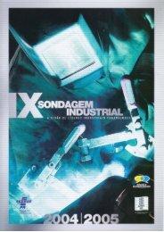 IX Sondagem Industrial - 2004_2005 - Fiep