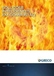 SOLUÇÕES INTELIGENTES EM COMBUSTÃO - GRECO