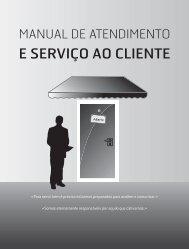 E SERVIÇO AO CLIENTE - Portal das Artes Gráficas