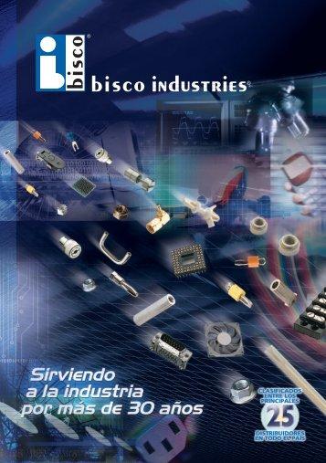 ##2002 Line Card - Bisco Industries