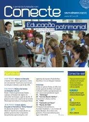 Edição 22 CONECTE O jornal da Fundação Romi.