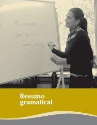 Resumo gramatical - Xunta de Galicia