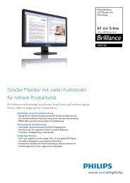 Datenblatt - BUSINESS IT