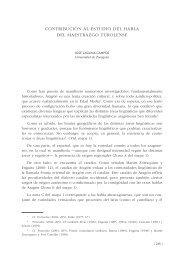 15. Contribución al estudio del habla del Maestrazgo turolense, por ...