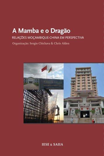 A Mamba e o Dragão - Instituto de Estudos Sociais e Económicos ...