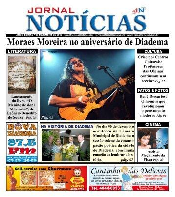 ANO 8 EDIÇÃO 103 DEZEMBRO DE 2010 - Jornal Notícias