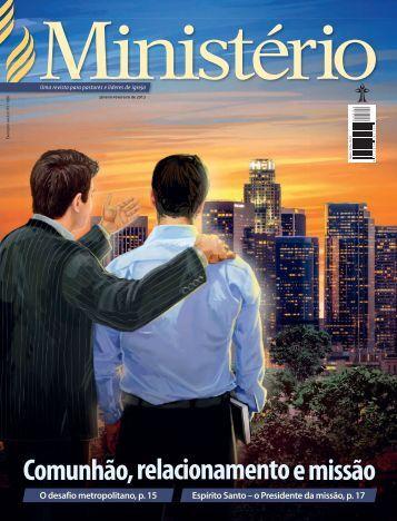 Revista Ministério - Casa Publicadora Brasileira