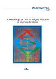 A metodologia de DNA shuffling na produção de diversidade gênica.
