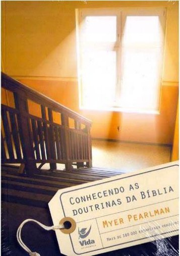 Conhecendo as doutrinas da Bíblia - Pregação Expositiva