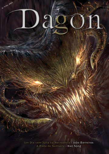 Dagon # 6 Fev 2013 Download Gratuito - Correio do Fantástico