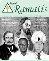jornal ramatis 43 - Sociedade Espírita Ramatis