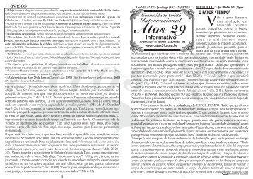 lendo - Atos 29