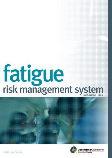 Cs Energy Procedure For Fatigue Management Cs