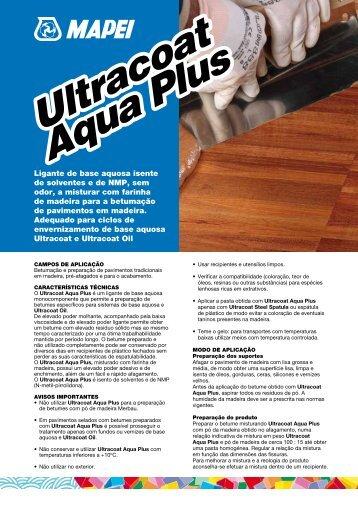 Ultracoat Aqua Plus Ultracoat Aqua Plus - Mapei