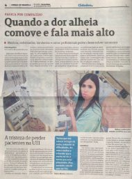 Confira a matéria - Associação Brasileira de Psiquiatria