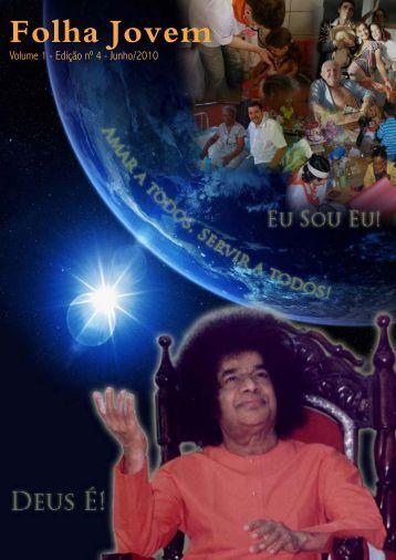 Folha Jovem IV - Organização Sri Sathya Sai no Brasil