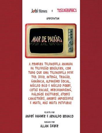 Baixe o projeto MAR DE PAIXÃO - Jobi Filmes