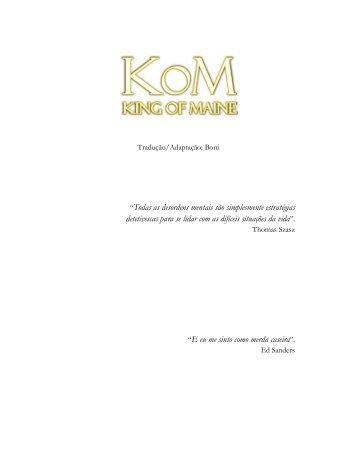 leia em português - King Of Maine
