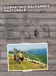karpatsko-balkánské pastorále karpatsko-balkánské ... - Kudrna