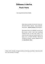 Odisseu Deriva - Encontros de Dramaturgia