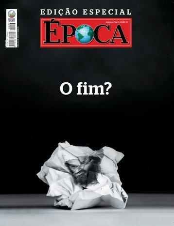 O fim? - Editora Globo