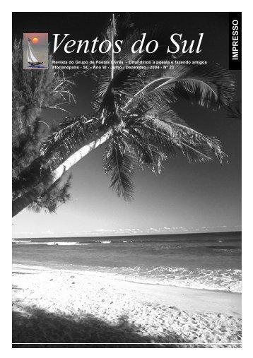 (004) 10/12/2004 - Edição 23 - Grupo de Poetas Livres