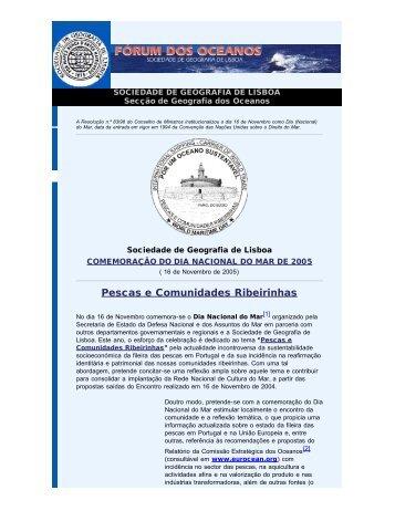 2005_dia_nacional_do_mar - Sociedade de Geografia de Lisboa