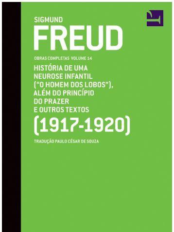 FREUD, Sigmund. Obras Completas (Cia. das Letras) – Vol. 14