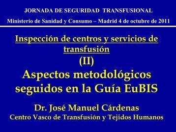 Presentación. - Ministerio de Sanidad y Política Social
