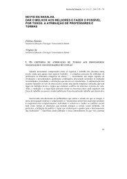 3 - fa vs atribui profs FátimaAntunes _alt._ - Revista de Educação