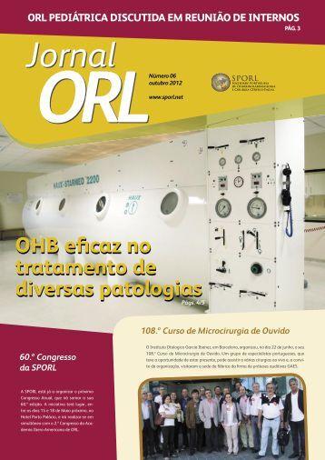 OHB eficaz no tratamento de diversas patologias OHB ... - SPORL