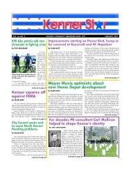 February - Kenner Star