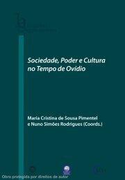 Sociedade, Poder e Cultura no Tempo de Ovídio - Universidade de ...