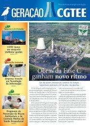 Boletim - Dezembro 2007 - CGTEE