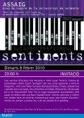 paranimf - VEU - Universidad de Alicante - Page 6