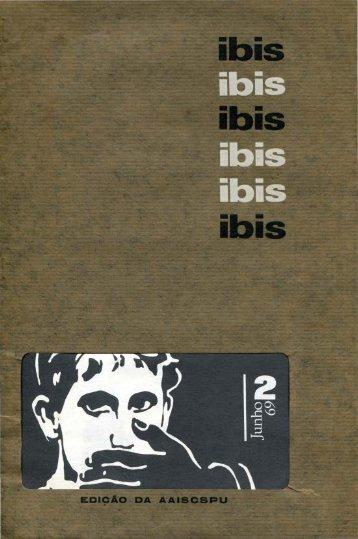 1969 06 02 D Revista Ibis Edição AAISCSPU - Amigos Coimbra 70