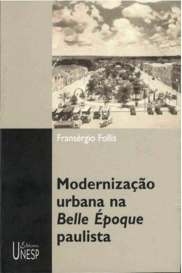 Modernização Urbana na Belle Epoque paulista - QG da Luz