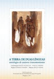 Capa A Terra de Duas Línguas - Biblioteca Digital do IPB - Instituto ...