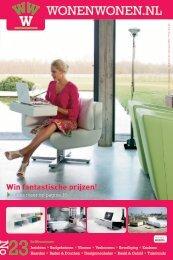 In dit nummer - WonenWonen.nl