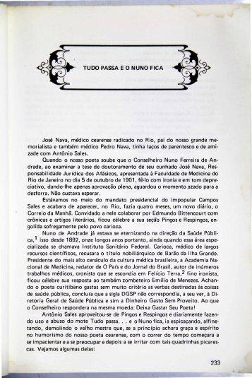 TUDO PASSA E O NUNO FICA 233