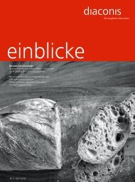 Einblicke | Nr. 2 | April 2012 - Zoebeli Communications AG