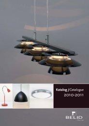 Katalog / Catalogue - Kataloger Design Belysning AS