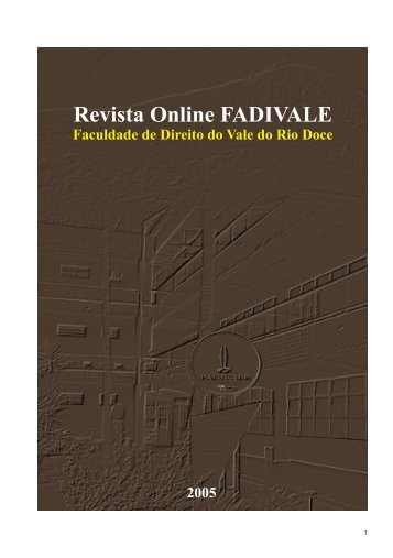 Revista Online Fadivale Final.indd
